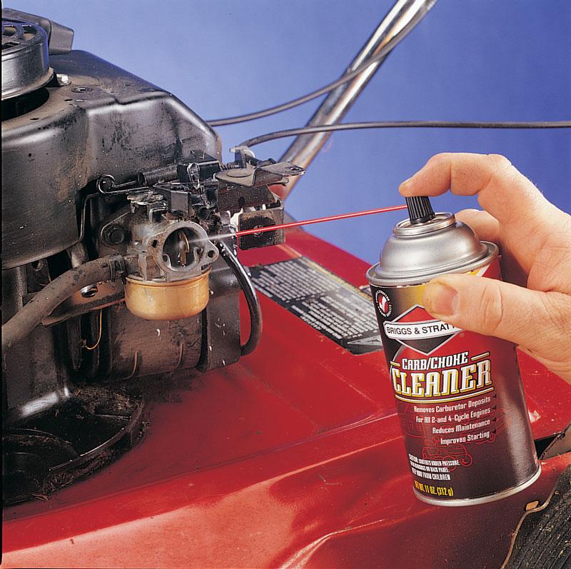 Lawn Mower Carburetor Repair