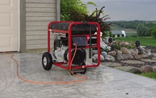 Choosing a Portable Generator | Briggs & Stratton