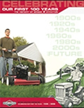 History of the Lawn Mower by Briggs & Stratton