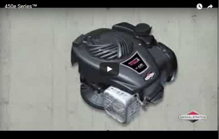 450E Series Small Engine | Briggs and Stratton