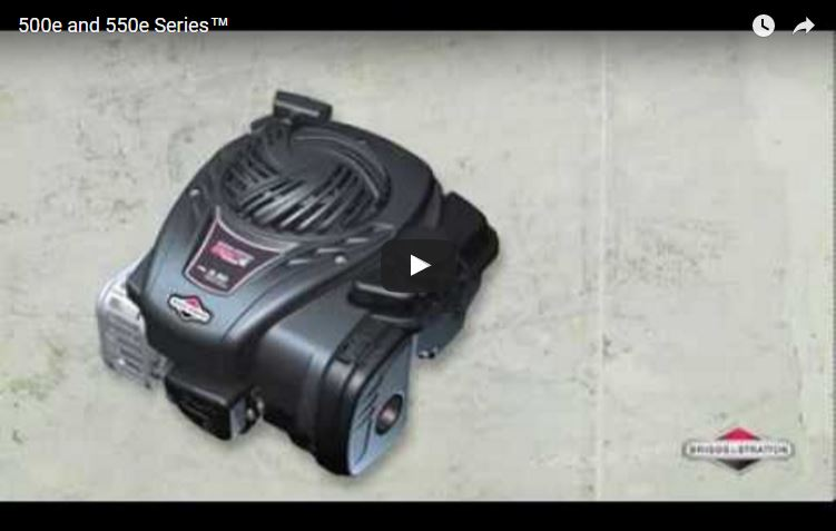 500e Series Small Engine Briggs Amp Stratton