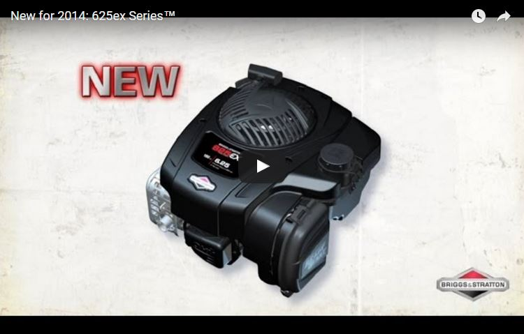 625EX Series Small Engine | Briggs and Stratton