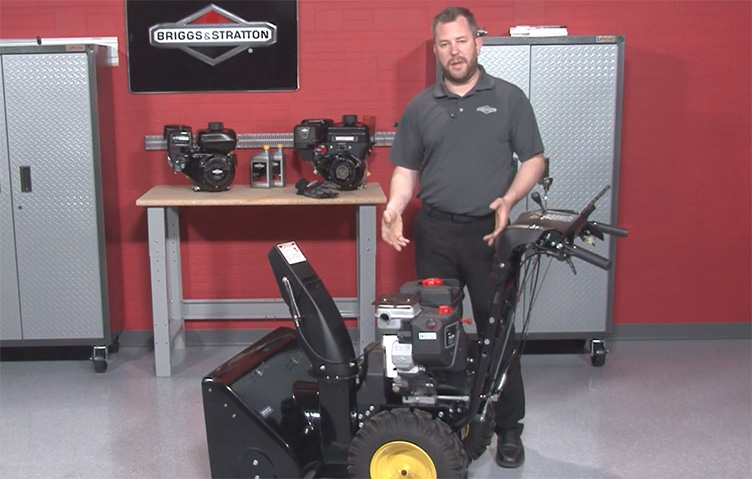 How To Troubleshoot Your Snow Blower Not Starting Briggs Stratton