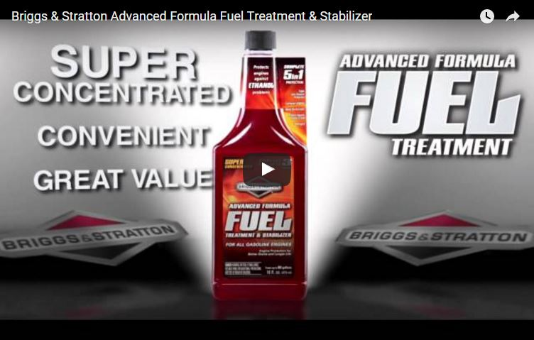 Fuel Stabilizer & Treatment for Small Engines | Briggs & Stratton