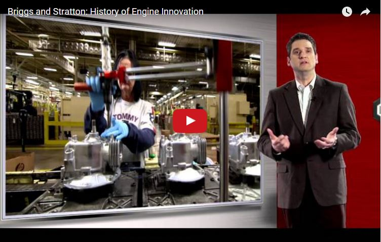 Lawn Mower Engine History | Briggs & Stratton