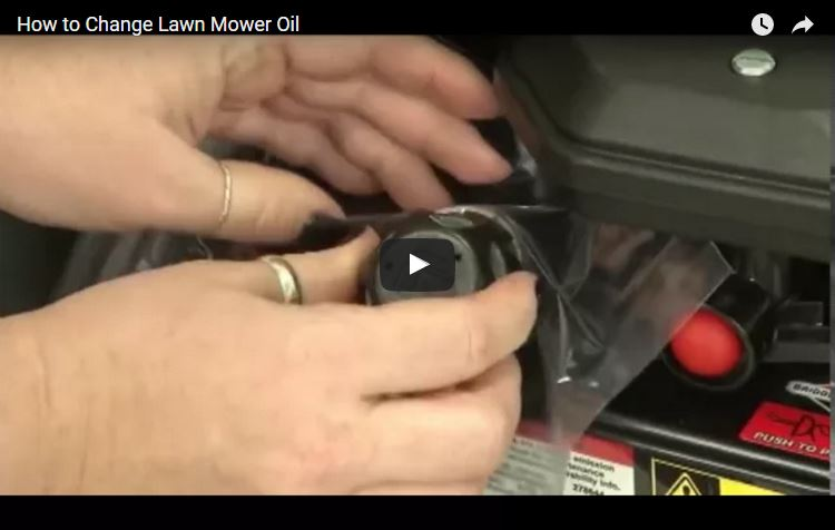 How to Change Lawn Mower Oil | Briggs & Stratton