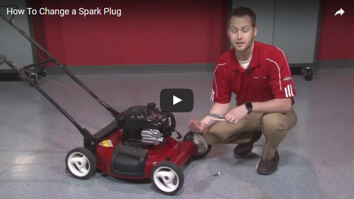 How To Change a Spark Plug | Briggs & Stratton
