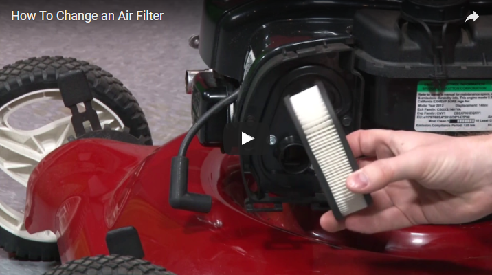 How To Change an Air Filter | Briggs & Stratton