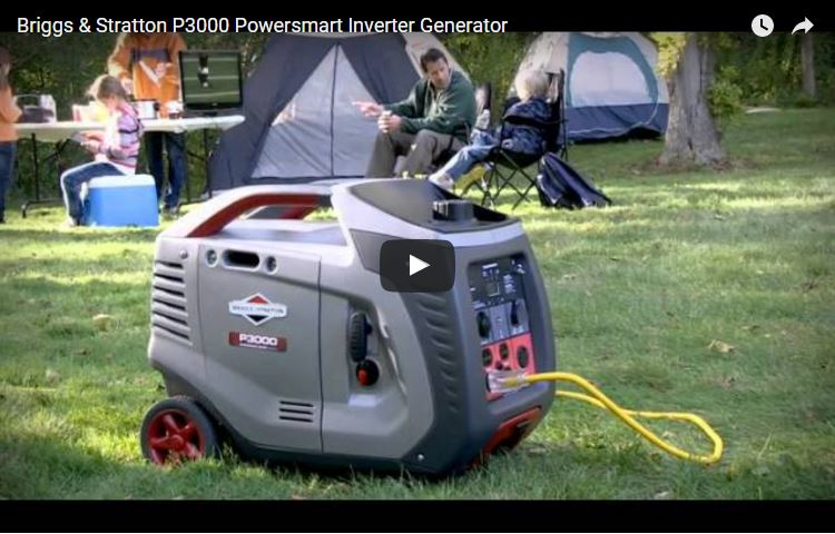 P3000 Inverter Generators: Portable Generator |...