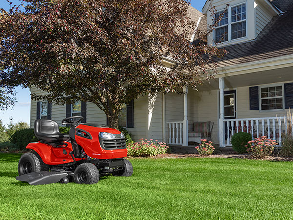 Service and Support for your Lawn Mower purchased at Walmart