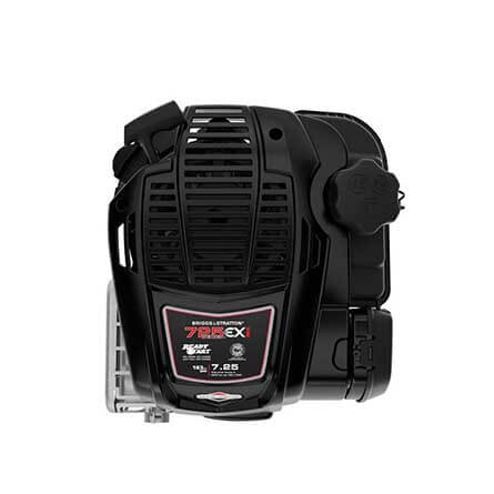 Briggs & Stratton Just Check & Add™ Innovation Technology