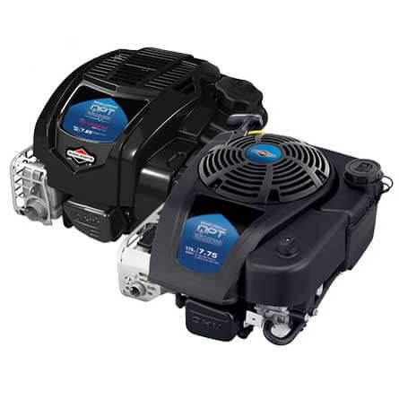 Briggs & Stratton Quiet Power Engine Technology