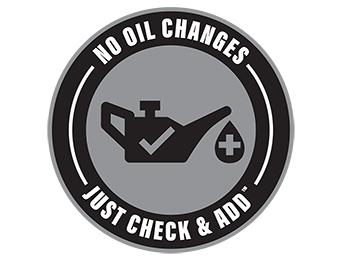 Never Change The Oil