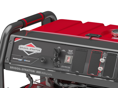 8000 Watt Elite Series™ Bluetooth Generator