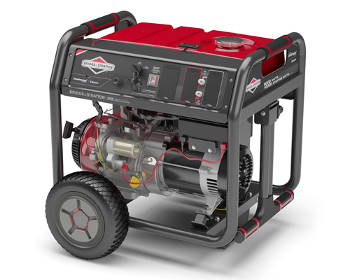 Briggs & Stratton Bluetooth Portable Generator