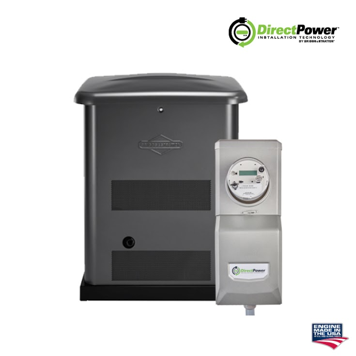 Standby Generator DirectPower™ Innovation