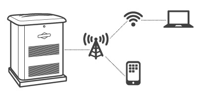 Standby Wireless Monitoring System