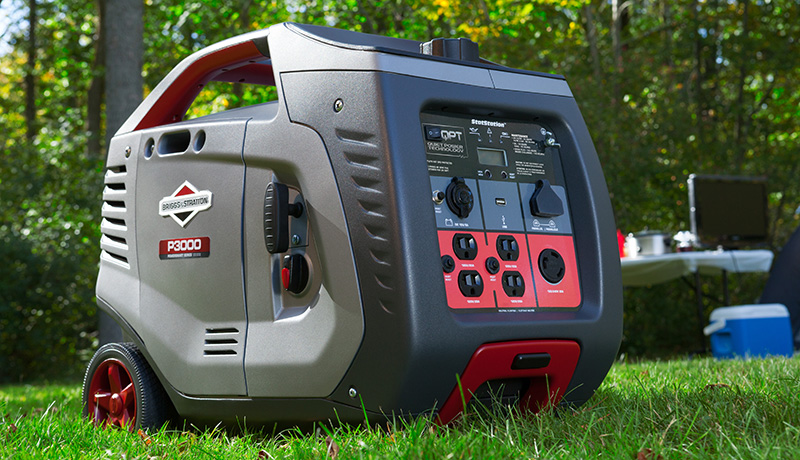 PowerSmart Series™ Inverter Generator