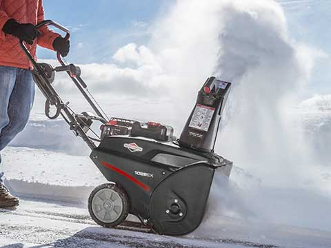 snowblower innovation