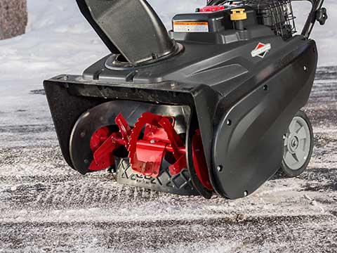 snow thrower innovation