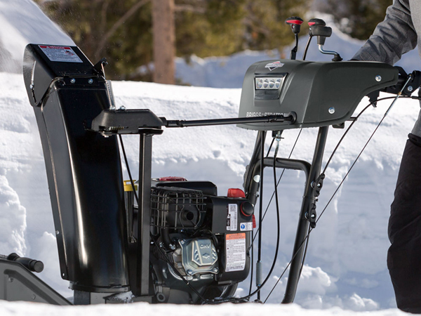 Briggs & Stratton Snow Blower