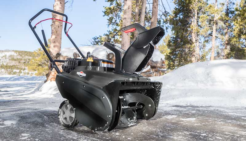 Top Rated Snow Blowers : Snow blowers briggs & stratton