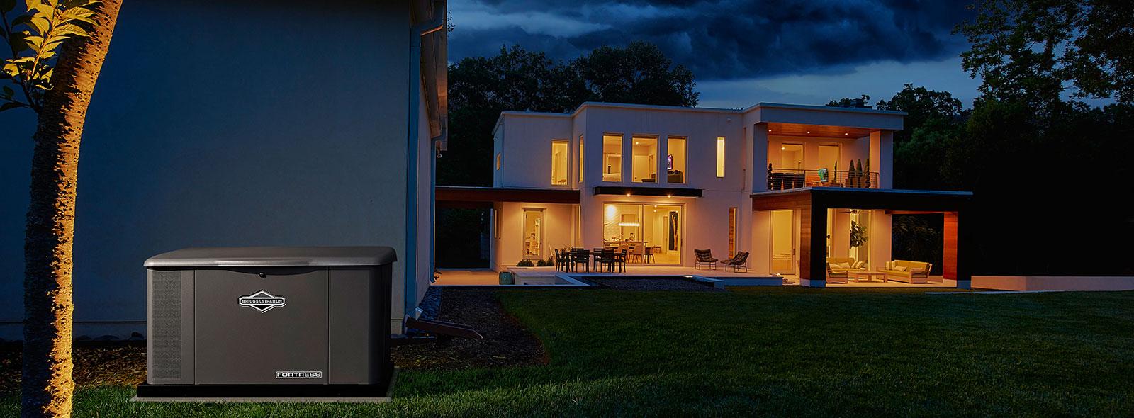 Home Standby Generators | Briggs & Stratton