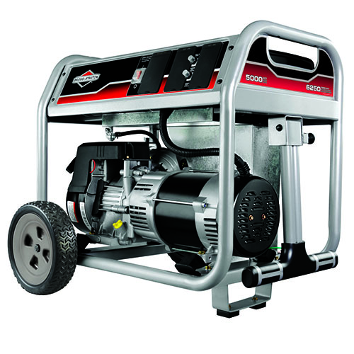 5000 Watt Portable Generator CARB Compliant
