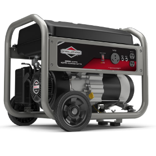 3500 Watt Portable Generator with RV Outlet 206