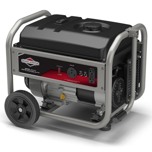 3500 Watt Portable Generator with RV Outlet CARB Compliant