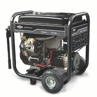 10000 Watt Elite Series Portable Generator