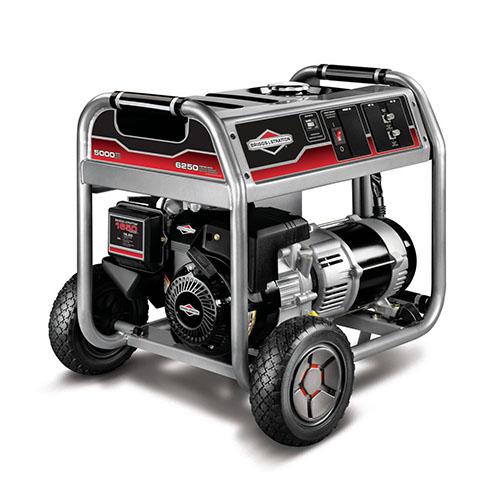 Generator Wattage Meter : Watt portable generator with hour meter