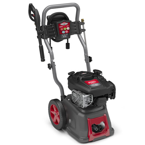 "3000 MAX PSI / 2.7 MAX GPM Pressure Washer with 14"" Surface Cleaner and ..."