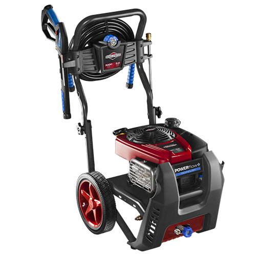 3000 MAX PSI/5.0 Max GPM POWERflow+ Technology™ Pressure Washer