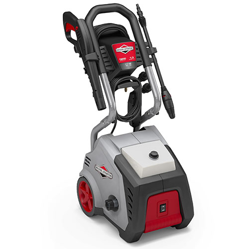 1800 MAX PSI / 1.3 MAX GPM Electric Pressure Washer