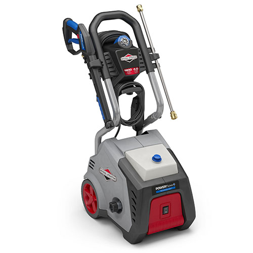 1800 MAX PSI / 4.0 MAX GPM Electric Pressure Washer with POWERflow+ ...