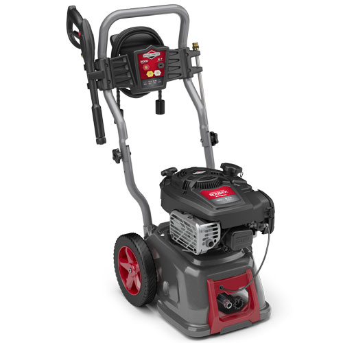 3000 MAX PSI / 2.7 MAX GPM Pressure Washer with Quiet ...