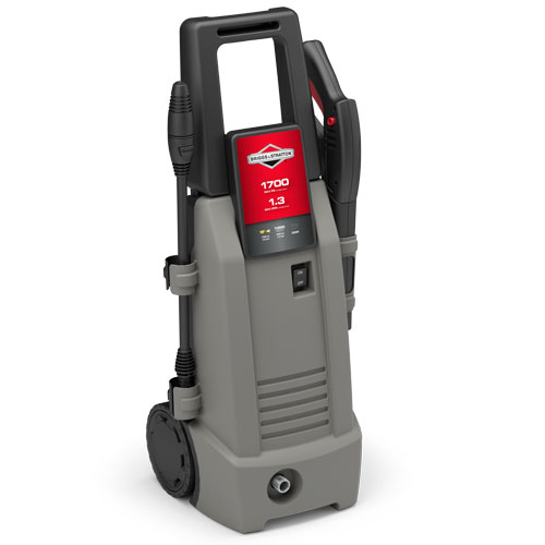 1700 MAX PSI / 1.3 MAX GPM Electric Pressure Washer